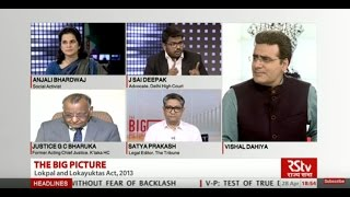 The Big Picture- Supreme Court judgement on Lok Pal - What are the hurdles?