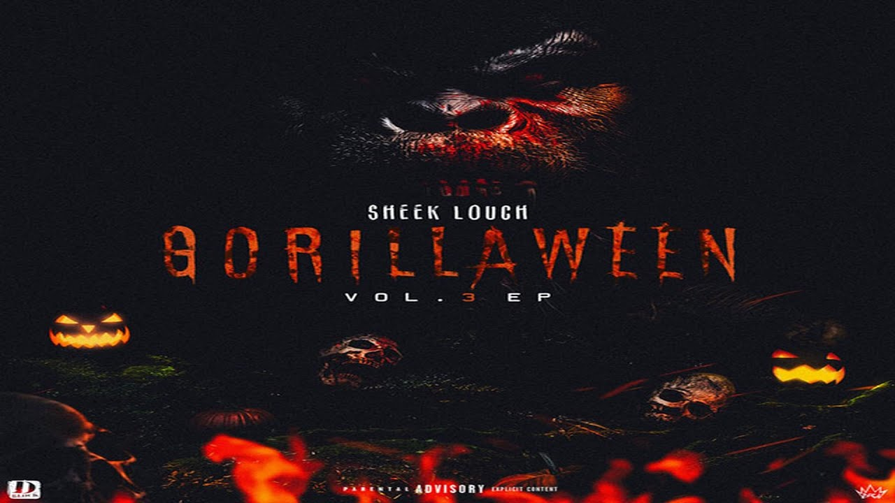 Sheek Louch - Gorillaween 3 (2020 New Full EP) Ft. Joell Ortiz, Dave East, Dyce Payne