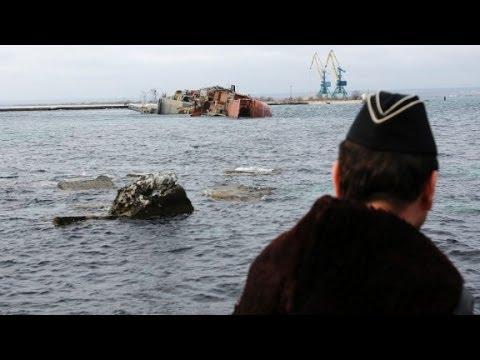 U.S. Naval Ship Headed To The Black Sea