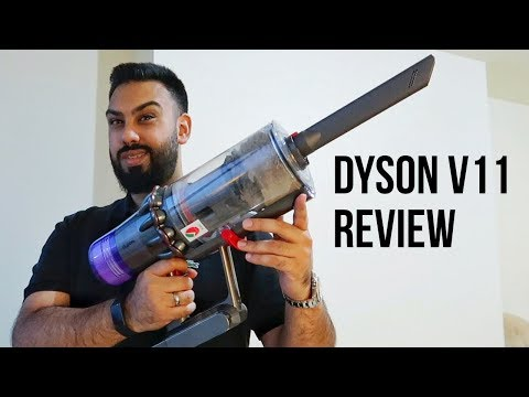 CLEAN WITH ME 2019 - Dyson V11 REVIEW