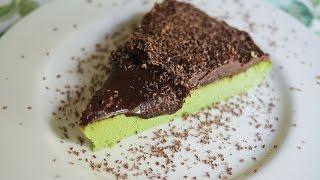 Thin Mint Cake   LOW CARB - PALEO - GRAIN FREE - GLUTEN FREE