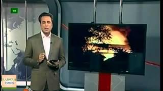 GeoTV: Naya Pakistan - Talat Hussain discusses anti-Ahmadiyya riots in Jhelum