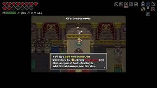Cadence Of Hyrule Hyrule Castle Eli S Greatshovel Puzzle Solution Youtube