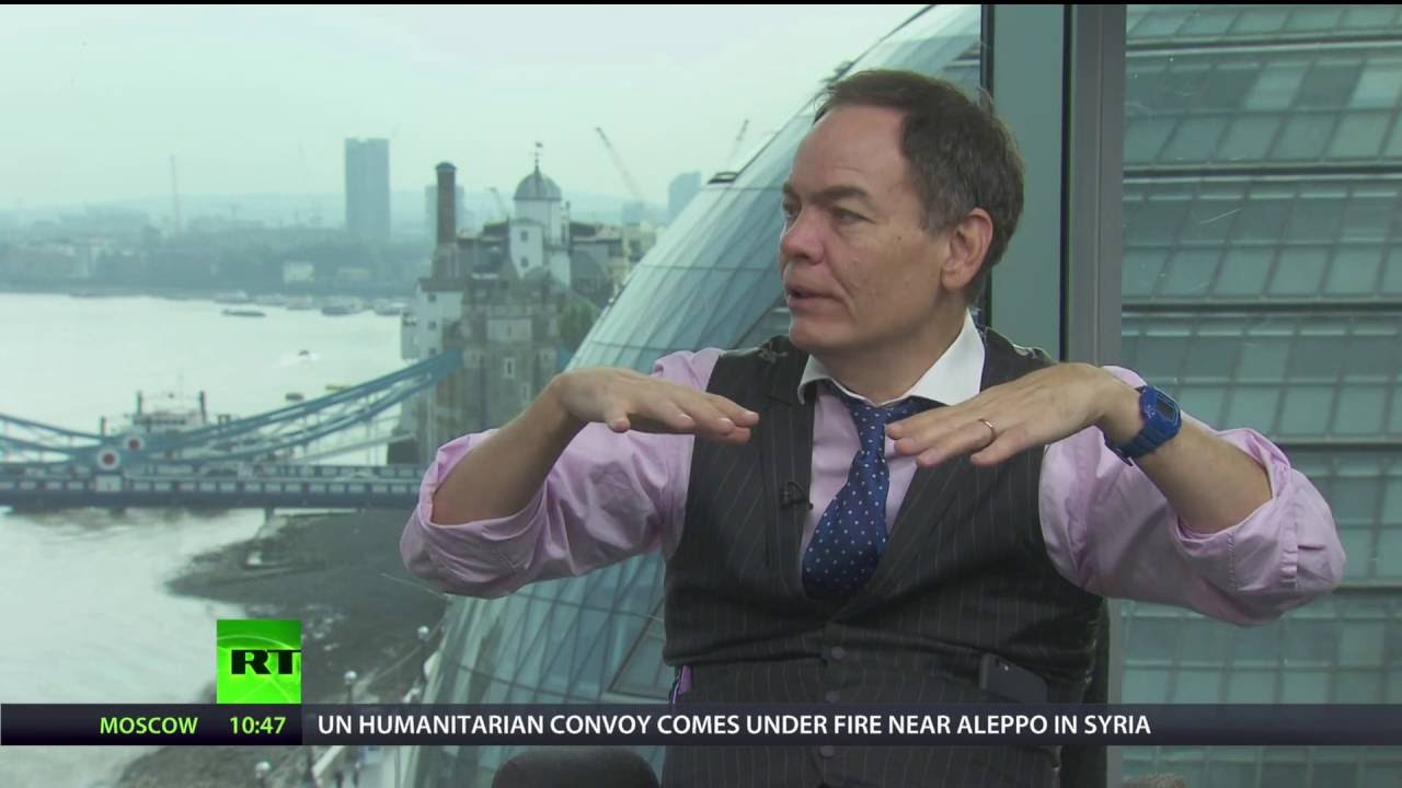 Keiser Report: Privilege of Unfairness for Bankers (E969)
