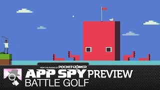 THWACK GOLF BALLS AT AN OCTOPUS | Battle Golf preview
