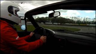 Mazda Miata onboard, Wimedo 12-5-2012