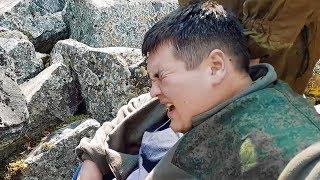 Толстяк чуть не умер в горах / Трансформация жиробаса #6