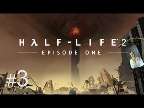 Прохождение Half-Life 2: Episode One с Карном. Часть 3