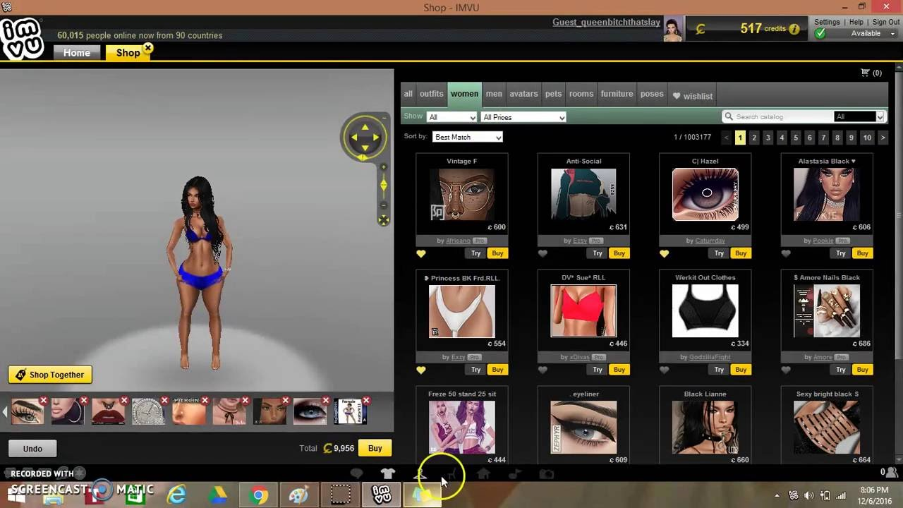 UPDATE ON HOW TO GET NAKED (IMVU) - YouTube