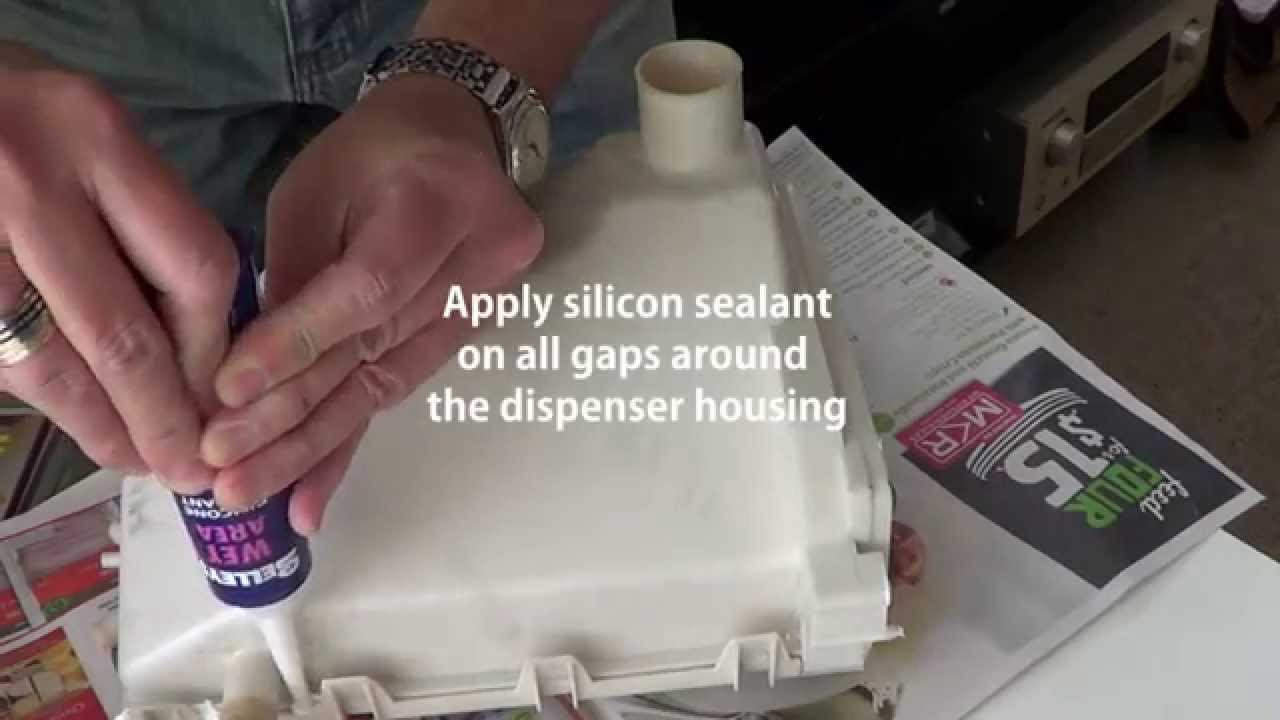 Samsung Washing Machine Soap Dispenser Leak Fixed Youtube