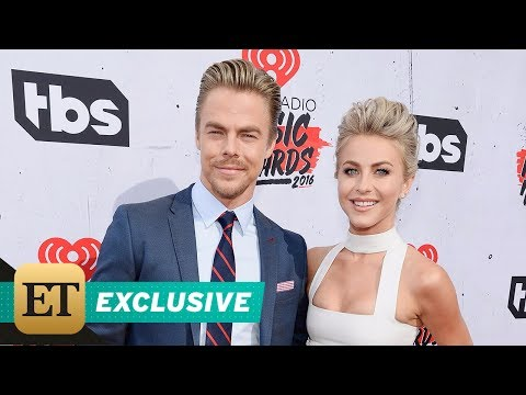 Download Youtube: EXCLUSIVE: Derek Hough Dishes on Julianne's Big Day Addresses 'DWTS' Double Wedding Weekend