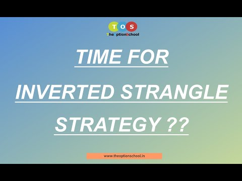 Is this right time for Inverted Strangle Option trading Strategy ? | by THE OPTION SCHOOL | LIVE