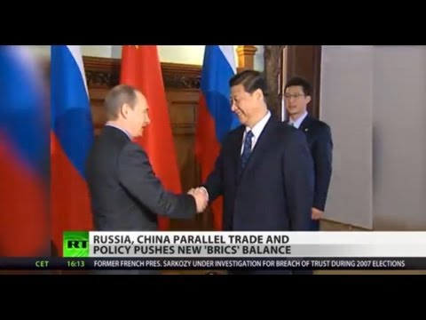Bear & Dragon: China's new top man picks Moscow for his first foreign trip