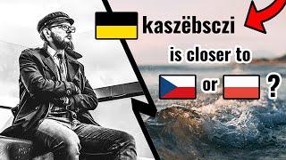 Kashubian language | Will Polish and Czech understand? | Slavic Languages Comparison