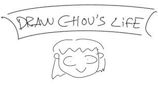 Draw My Life | Chau Bui at 20 ❤️
