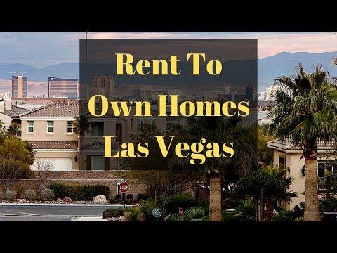 Rent To Own Homes Las Vegas - Lease To Own Homes Las Vegas No Credit Checks