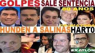 JUAN COLLADO bye EMILIANO SALINAS asco YADHIRA CARRILLO ALEJANDRO VILLALVAZO CARLOS TREJO