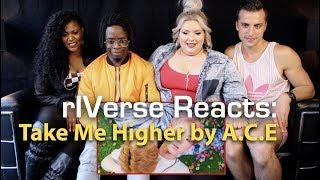 rIVerse Reacts: Take Me Higher by A.C.E - M/V Reaction