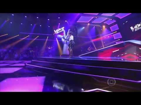 The Voice Brasil - Princess La Tremenda de apresenta na Audição