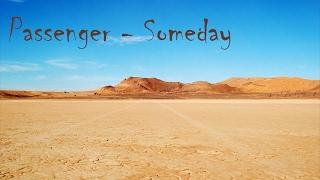 Passenger - Someday (LYRICS)