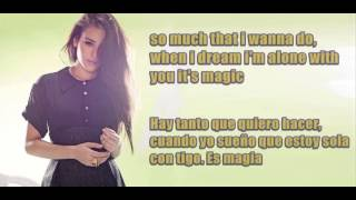 Danna Paola - Take A Chance On Me (LyricsVideo+Sub.Español)