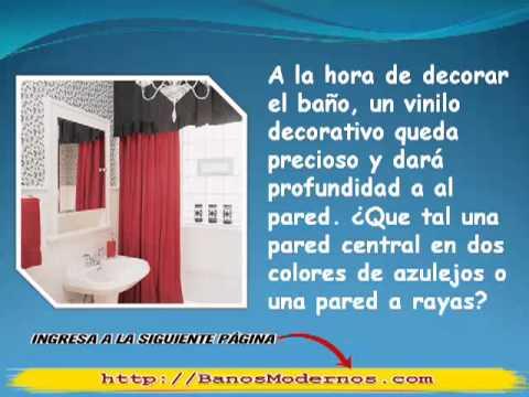 Consejos para decorar un ba o decoraci n de interiores - Consejos de decoracion de interiores ...