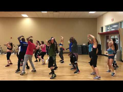 Fifth Harmony Ft Gucci Mane Down Cardio Choreography