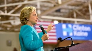 FBI reviews newly found Clinton emails as candidates make final pitch to voters