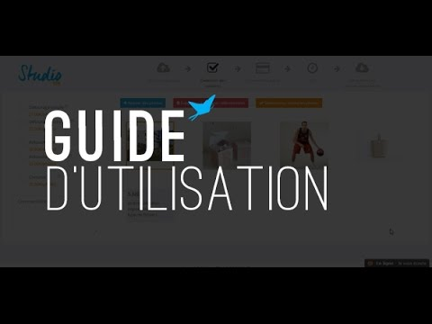 Guide d'utilisation de Studio Titri