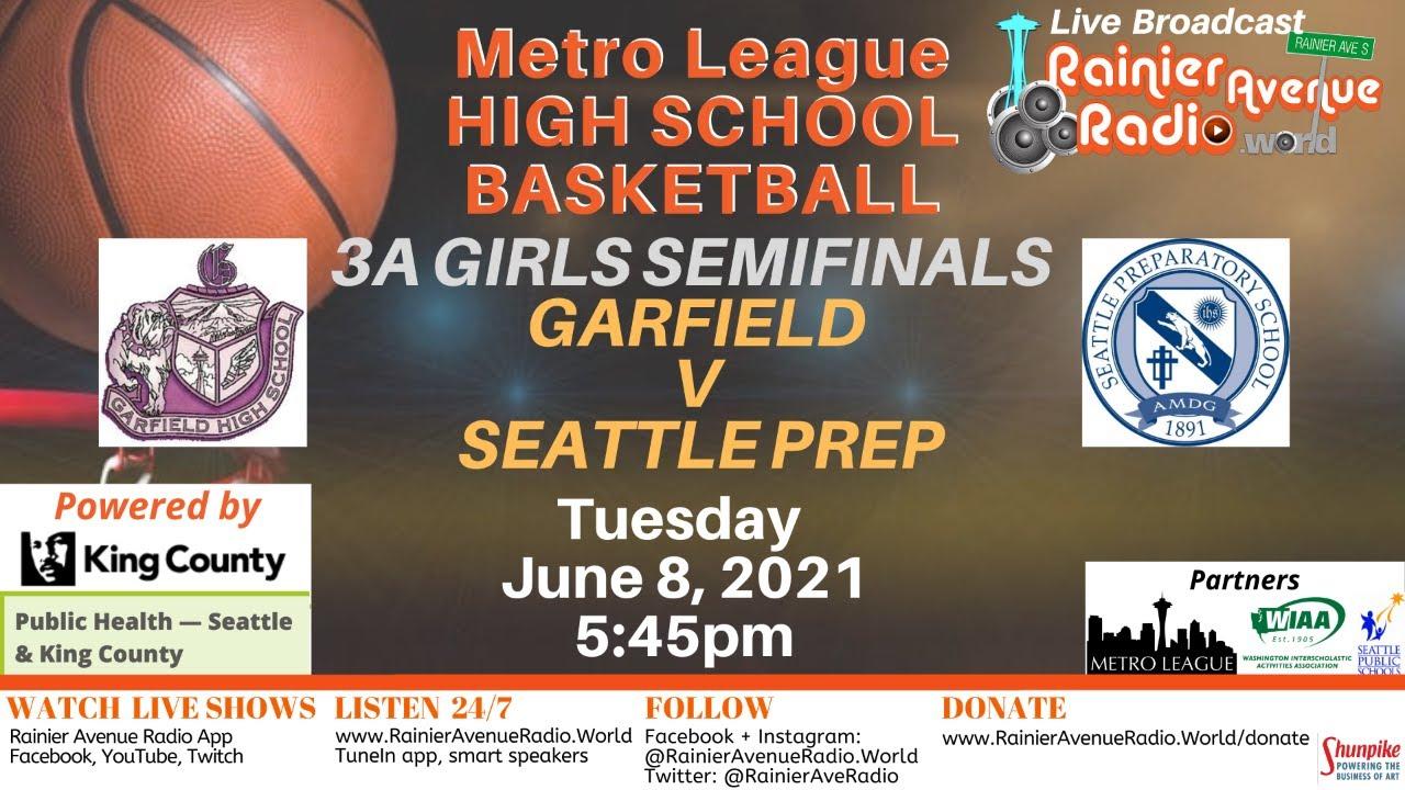 6-8-21 Metro League Basketball SemiFinals: Girls & Boys