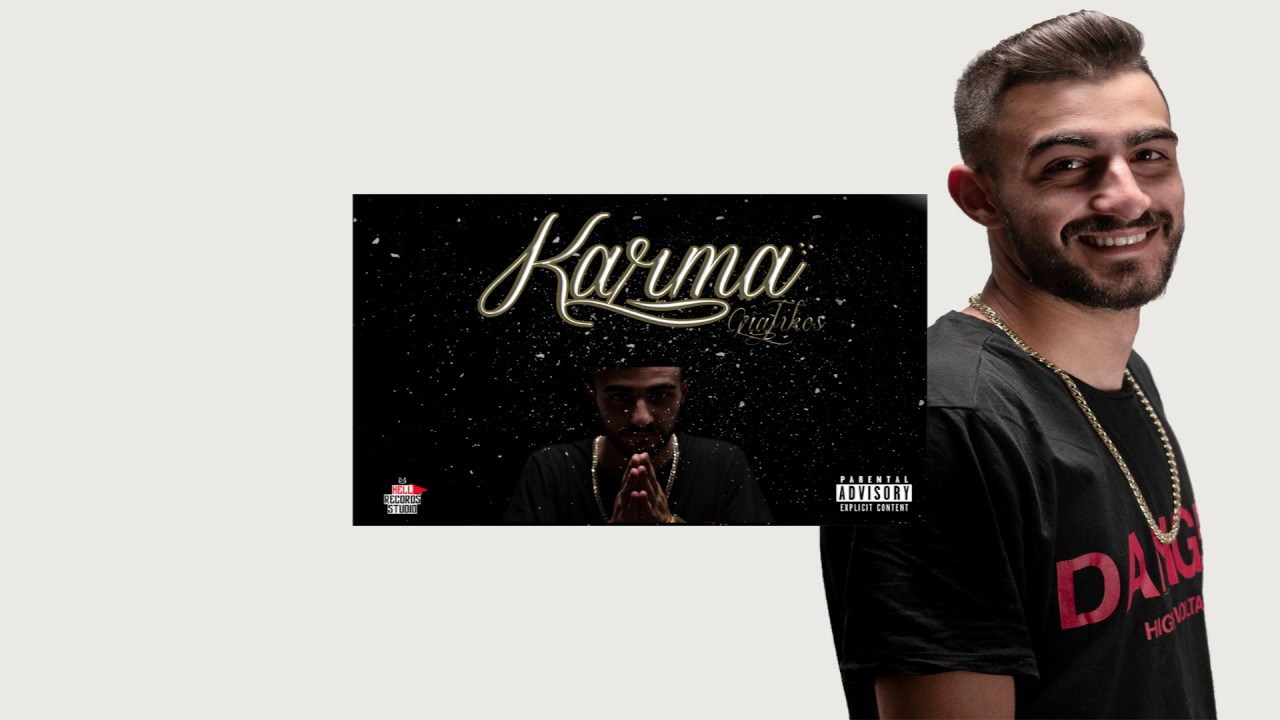 Grafikos - Karma   Κάρμα (Audio)