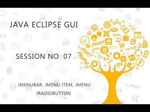 java-eclipse-gui-tutorial-7-jemeubar,-jmenu,-jmenu-ite,-jradiobutton