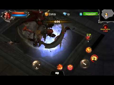 Dungeon Hunter 4 Blood Match Lost