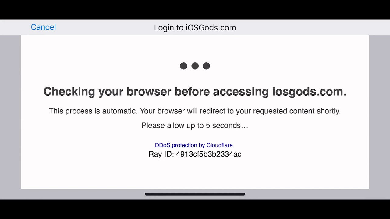 Help/Support] iOSGods Apps Sign-in Issue - App Questions & Support