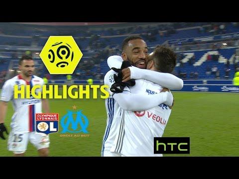 Olympique Lyonnais - Olympique de Marseille (3-1) - Highlights - (OL - OM) / 2016-17
