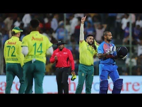 Cricbuzz Comm Box India Vs South Africa 3rd T20i 1st Inn Over No10
