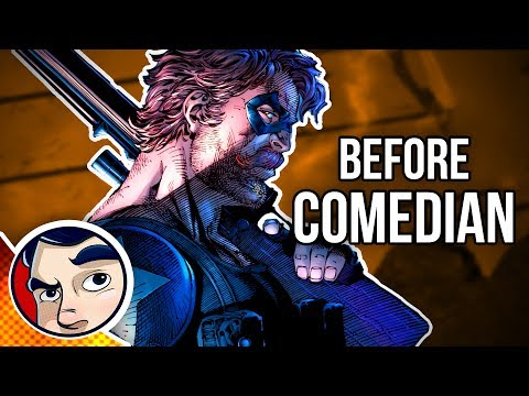 Before Watchmen : Comedian War Journals - (DC rebirth) Complete Story