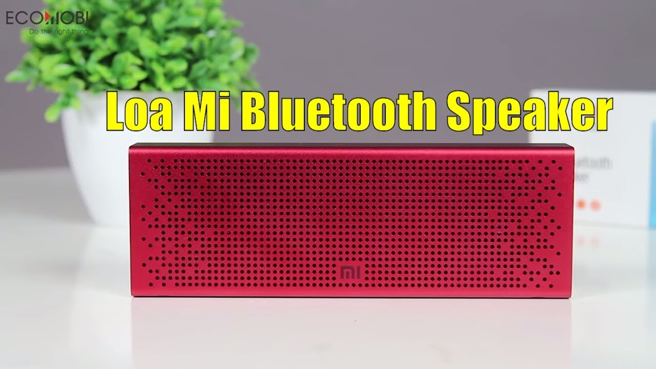 Loa Mi Bluetooth Speaker CHẤT ÂM HAY, GIÁ CỰC RẺ