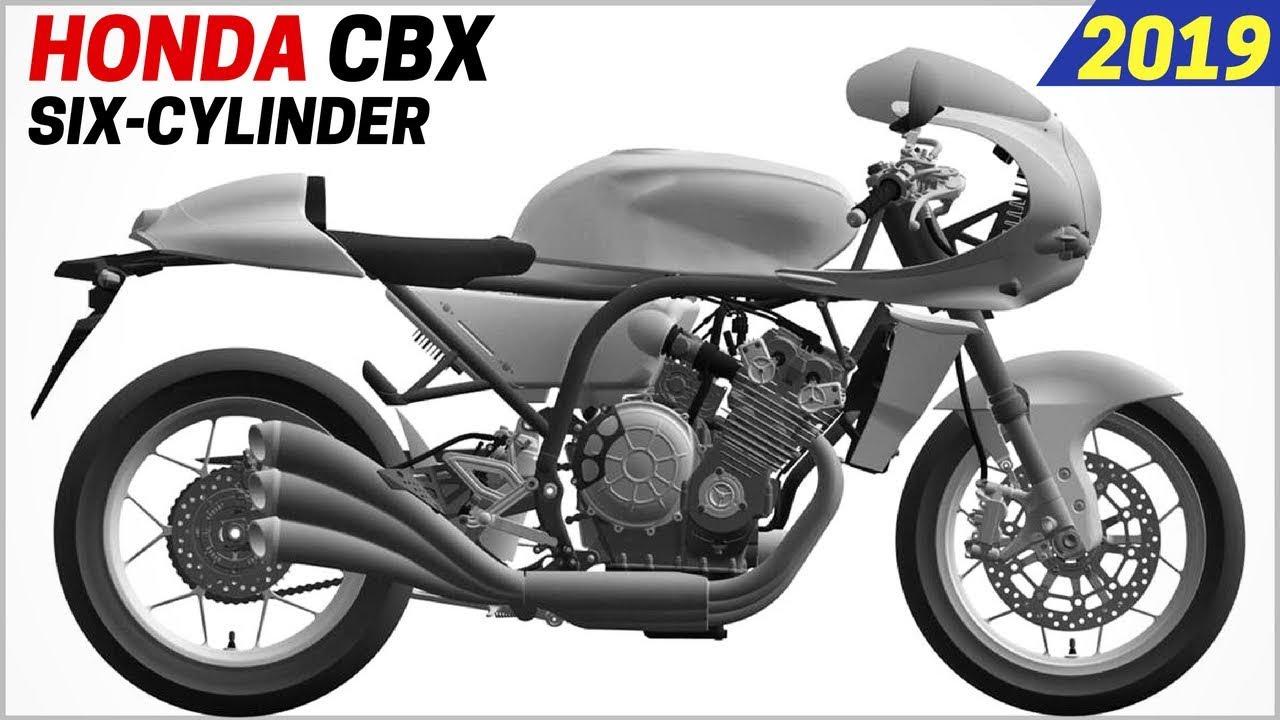 honda cbx design concept   cylinder engine youtube