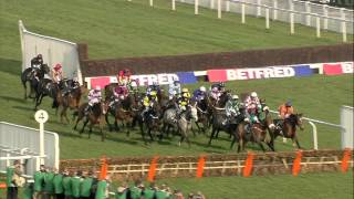 2014 Albert Bartlett Novices' Hurdle - Very Wood - Racing TV