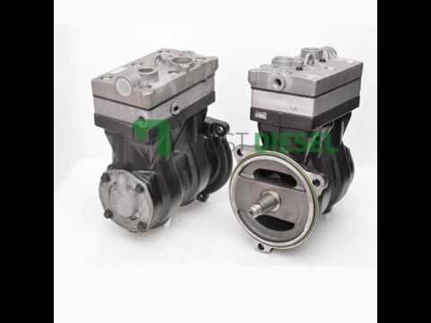 Wabco Air Compressor for Mercedes Volvo Renault Daf