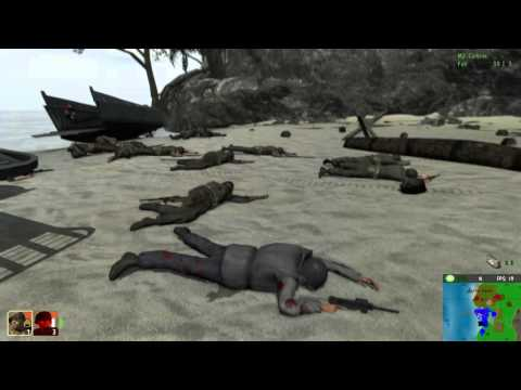the D-Daily Special 11: ArmA 2 Hell in the Pacific