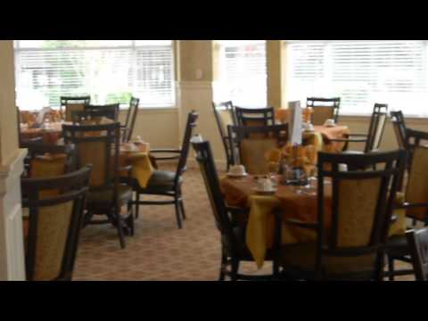 Dining room and Interview