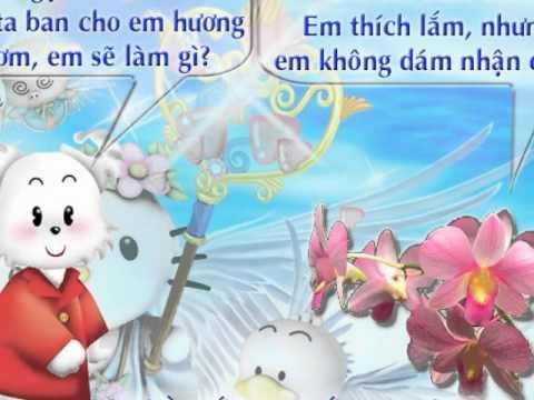 Sự tích các loài hoa  - Creat by Đinh Nhung