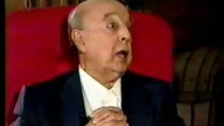 Entrevista en la Silla Caliente al General Marcos Pérez Jiménez 1998 (VII Parte)