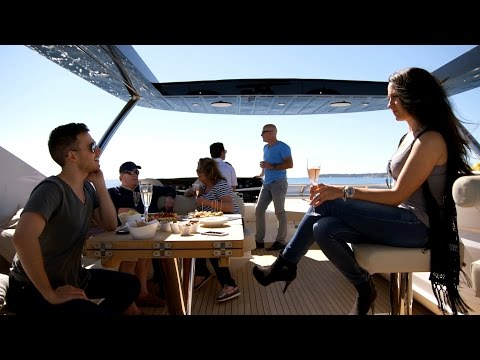 The £60,000 Holiday - Britain's Biggest Superyachts: Chasing Perfection: Preview - BBC Two