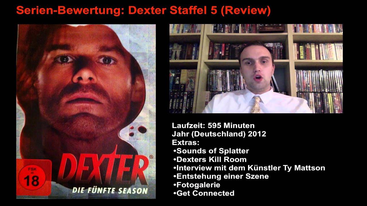 Dexter 5 Staffel