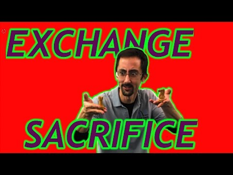 Exchange Sacrifice: Spassky vs. Petrosian | Tactics Time!