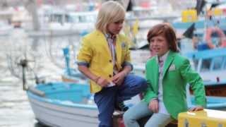 Harmont & Blaine Junior Spring Summer 2014