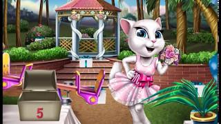 Мультик Игра Свадебный Стиль Анжелы # Cartoon game Angel's Wedding Style